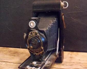 Vintage Folding Camera by Eastern Kodak Company