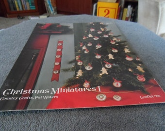 Christmas Miniatures I