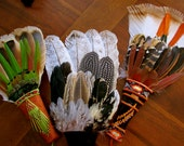 Larger Custom-made for you OOAK Feather Ceremonial Prayer, Smudge Fan, Abalone Shell, Sage,  Wicca, Pagan, Native American Ceremony