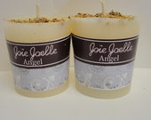 Angel White Votive Spell ritual Candles, Altar Candle, dressed candle, spiritual candle, goddess candle