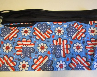 Patriotic Apron, women apron, kitchen apron, apron for women, customized aprons, custom aprons,