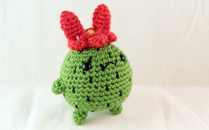 Tecnica Amigurumi Cactus : Cactus Bunny Prickle-Bun Amigurumi Plush Rabbit by PocketSushi