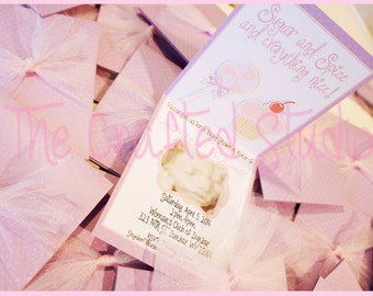 Baby Shower Save-the-Date Cards or Invitations