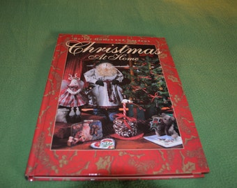 ON SALE  Book-Christmas At Home