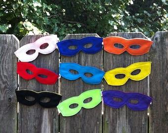 Custom superhero Mask Childrens