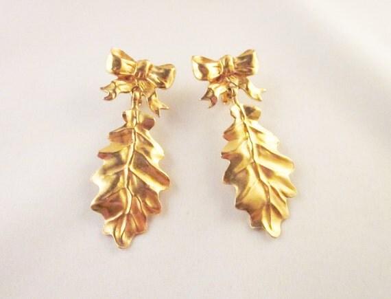 Clip on earrings Inès de la Fressange
