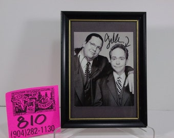 1990's Penn and Teller Autographed  Photo