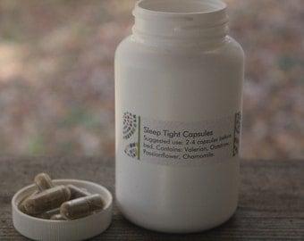 Sleep Tight Herbal Capsules