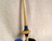 Blue Agate Dancer