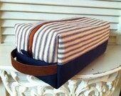 Customized order of 7 toiletry bags