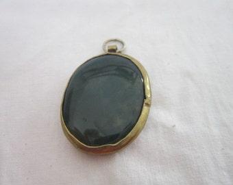 Vintage green  Jade Necklace Pendant