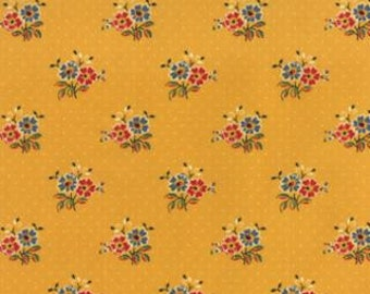 Ala Carte Posies   by American Jane for Moda, Yellow, 21662 14