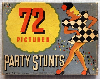 72 Pictured Party Stunts