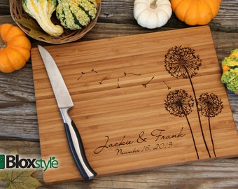 personalized cutting boards wedding gifts  by pegasusparchments, Kitchen design