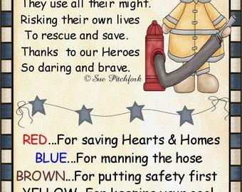 Firefighter MM