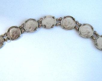 Threepence Bracelet