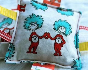 Dr Seuss Thing 1 & Thing 2 Bean Bags
