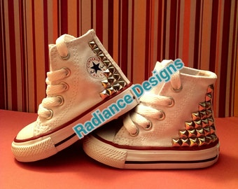 Toddler Studded Converse