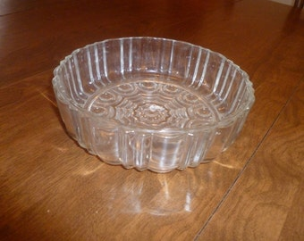 Mid Century Candy Bowl