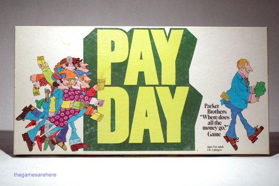 how to play payday board game