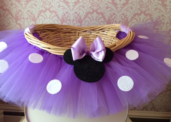 Disney Wedding Gift Basket : Themed Tutu Basket, Birthday Tutu Gift Basket, Baby Shower Basket ...