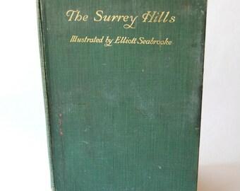 Vintage Book, The Surrey Hills