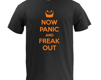 Now Panic and Freak Out - Black