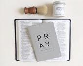 Men's Prayer Journal (6 Months)