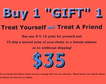 """Buy 1 """"Gift"""" 1"""