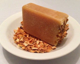 Bergamot Road Opener Handmade Soap-100% Natural-Cold Processed