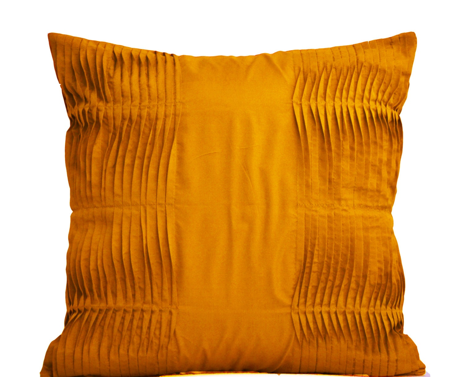 Mustard Throw Pillow Covers : Decorative Mustard Pillow Mustard Cotton Throw Pillow Cover