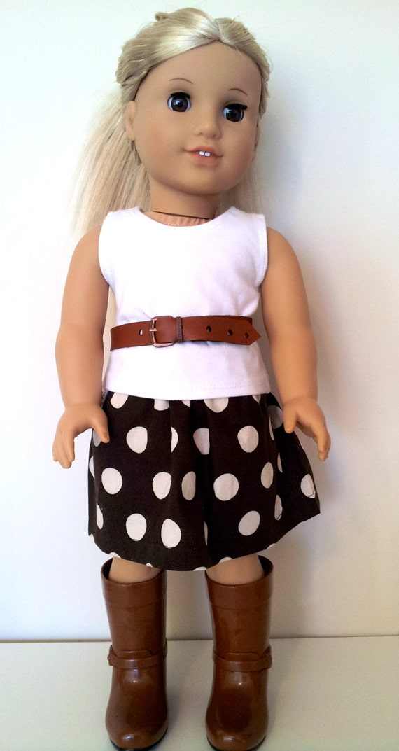 4-pc Outfit for American Girl and other 18 inch dolls