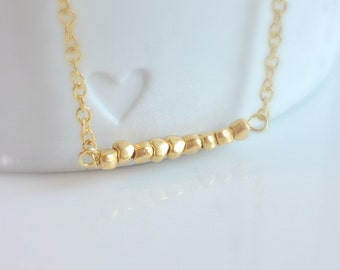 Heart Bracelet, Tiny Heart Bracelet, Gold Bracelet, Gold Heart, Simple Jewelry,UK Shop, Dainty Jewelry, Christmas Gifts, Bridesmaid Gifts