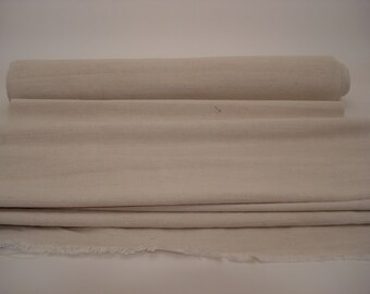 Antique linen roll Upholstering fabric Vintage linen Stairrunner 10 Yards