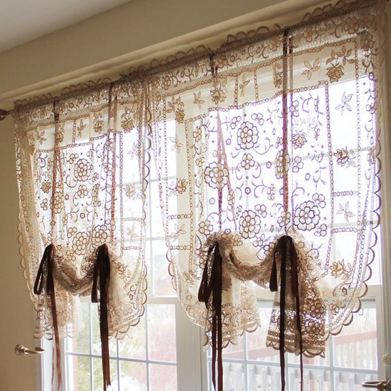 the best 28 images of tie up curtains balloon shades