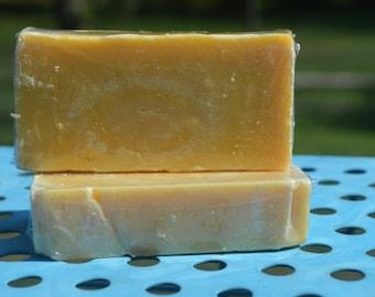 Citrus Explosion Natural Soap