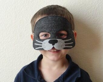 Seal Felt Mask- Ready to Ship