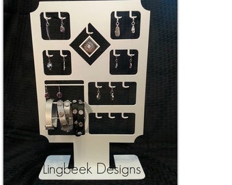 Diamond, Charm Letter Display Perfect for South Hill Designs Diamond Locket