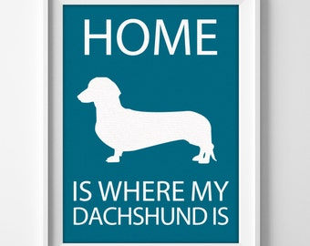 dachshund decor | etsy