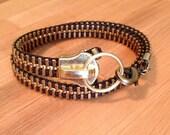 IMPACT Zipper Wrap Bracelet