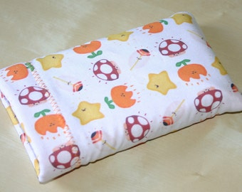 Super Mario Bros Power Ups Nintendo 3DS, 3DS XL, New 3DS, New 3DS XL Pouch