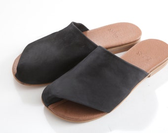 Leather sandals women, Leather shoes, Shoes israel, Shoes women, Leather sandals, UnaUna sandals, Asymmetric sandals