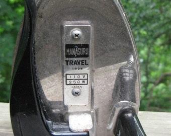 1950s Manasuru Travel Iron