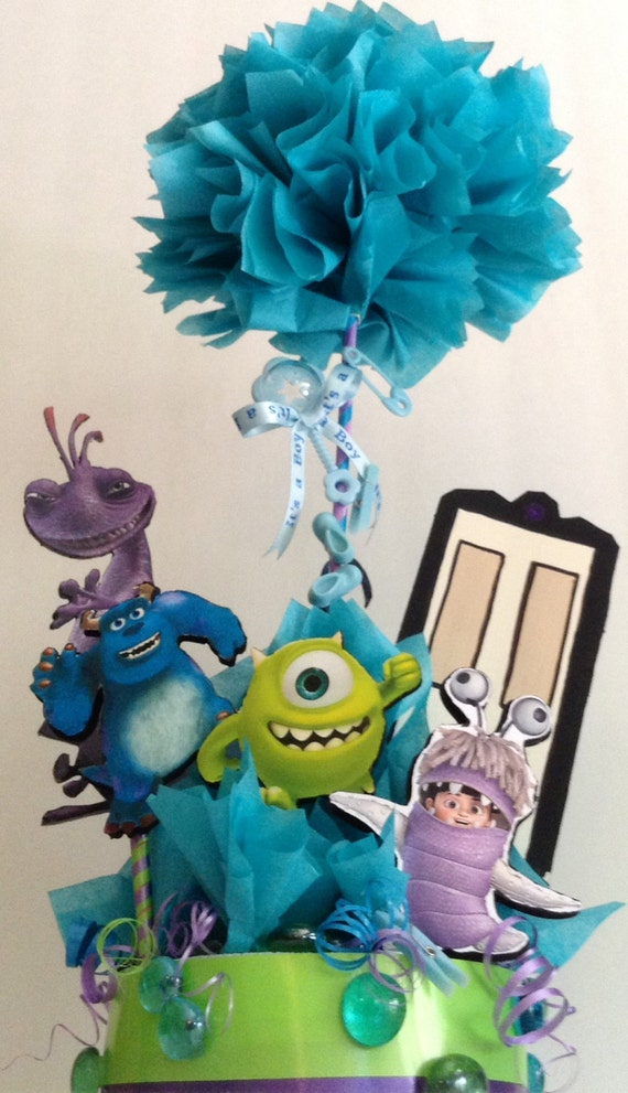 il_570xN.636605575_dzvg Monsters Inc Baby Shower Centerpieces