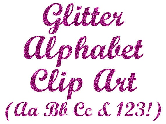 purple glitter letters numbers digital clipart 79 high purple glitter alphabet digital glitter by huggablemedesigns 209
