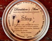Dandelion's Acre SLEEP: All natural soothing salve