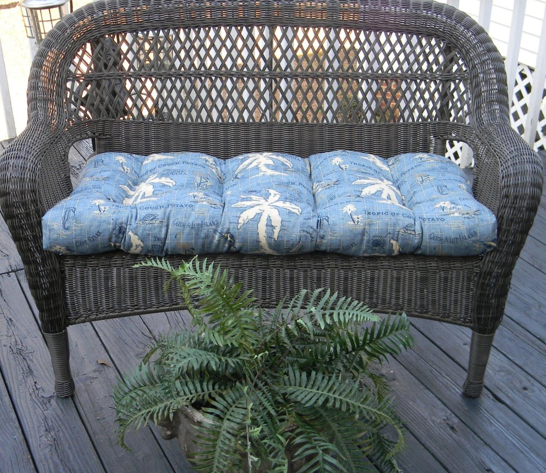 Unique coussin banc exterieur id es de salon de jardin - Coussin pour banc exterieur ...