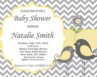 baby shower invitation elephant baby shower invitation baby. Black Bedroom Furniture Sets. Home Design Ideas