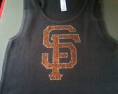 San Francisco Giants Baseball Bling