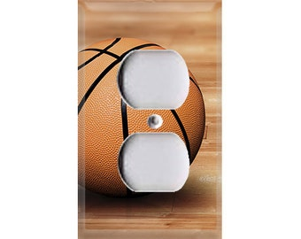Basketball Outlet Cover